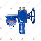ELECTRIC BLUE ACTUATOR 24VDC